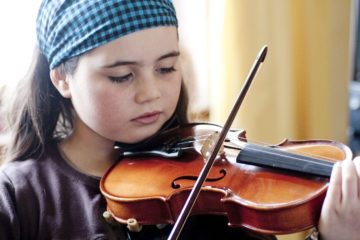 Foto Violine